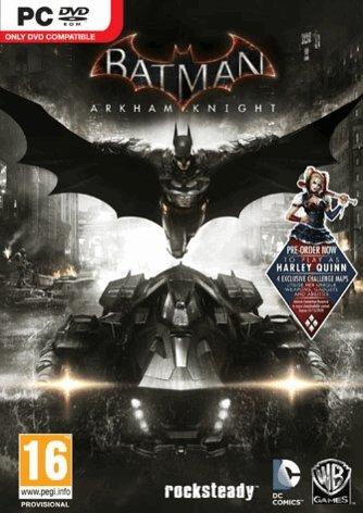 Batman Arkham Knight PC 4,42 € @ GamersGate
