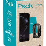 Pack Huawei P10 Lite Double SIM 32 Go + Bracelet Band 2 Pro 269 € @ Fnac