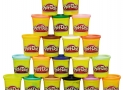20 pots de pâte à modeler Playdoh 6,99 € @ Auchan
