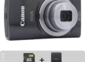 -20% sur Appareil photo compact CANON Pack Ixus 162 + Etui + SD 8Go @webdistrib
