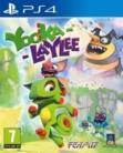 [PRÉCOMMANDE] TEAM 17- Yooka Laylee – Sur PS4 et Xbox One @rueducommerce