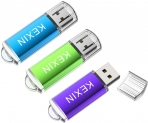 3 Clés USB 2.0 32Go KEXIN