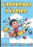 Cahier d'apprentissage de l'écriture pour les enfants
