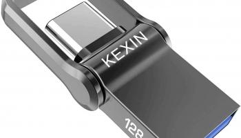 Clé USB 64Go 3.1 Type C OTG KEXIN