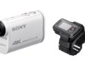 Action Cam Stabilisée Sony FDR-X1000VR 4K + montre pilotage  244 € @ Amazon