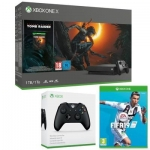 Xbox One X 1 To Shadow of The tomb Raider + 2e manette + Fifa 19