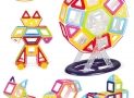 Blocs de Construction Magnétiques 76 pièces MVPOWER