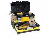 Boîte à outils à tiroir bi-matière 51 cm Jaune 26,24 € @AmazonFR