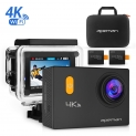 Caméra Sport 4K Wi-Fi APEMAN 20MP Ultra HD @ amazon