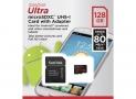 Carte mémoir microSDHC SanDisk ULTRA 128 Go 47,29 € @AmazonFR