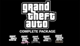 Collection GTA Humble Bundle
