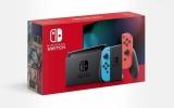 Console Nintendo Switch 185,90 € (remise sur carte)