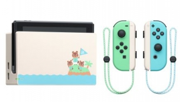Console Nintendo Switch Animal Crossing à un prix normal