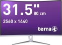 Ecran 80 cm 2560 x 1440 pixels Wide Quad HD Wortmann AG Terra