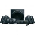 Enceintes stéréo 3D Z906 Logitech avec son Dolby Surround 51, THX, 1 000 W