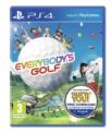 Everybody's Golf sur PS4 22,04 € @ Amazon.co.uk