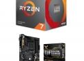 KIT EVO – Ryzen 7 3700X – Carte mère Asus TUF B450 Plus Gaming