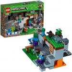 LEGO Minecraft – La grotte du zombie