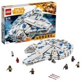 LEGO Star Wars – Le Faucon Millenium du raid de Kessel
