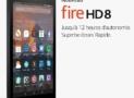 Nouvelle tablette Fire HD 8, écran HD 8″ (20,3 cm), 16 Go (Noir) – avec offres spéciales 59,99 € @ Amazon