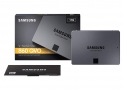 Samsung SSD interne 860 QVO 2.5'' SATA 1To