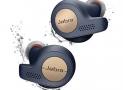 Ecouteurs sans fil Jabra Elite Active 65t Bleu et Or