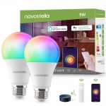 Ampoule LED Intelligente WiFi E27 Novostella