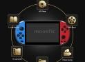 Console de jeux vidéo X12 – 1000 jeux