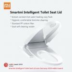 Abattant de Toilette lavant Xiaomi Smartmi
