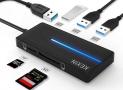 HUB USB 3.0 5 en 1 Ultra Mince KEXIN
