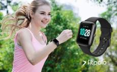 Montre Connectée IP68 GPS Musique Fitpolo
