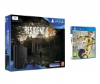 PS4 1TO + Resident Evil 7 + FIFA 17 299,99 € @AmazonFR