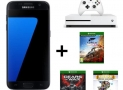 Samsung Galaxy S7 Noir + Xbox One S 1 To Forza Horizon 4
