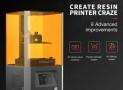 Imprimante 3D à cristaux liquides